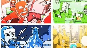 Colourful Havoc – טריפ יפני צבעוני במיוחד