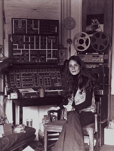 מוסיקה אלקטרונית ניסיונות של לורי שפיגל